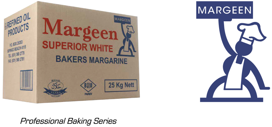 margeen white margarine