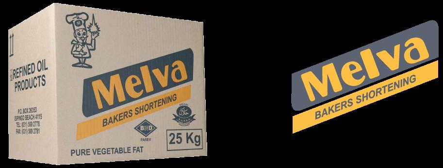 Melva shortening