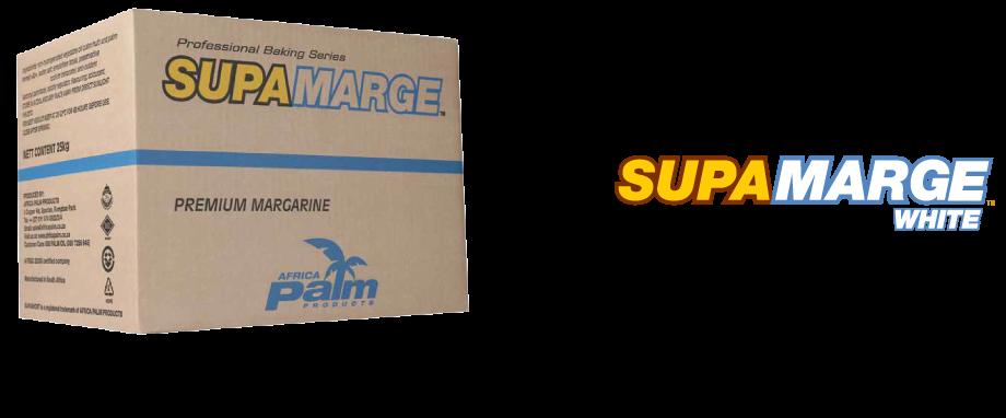Supamarge White Margerine