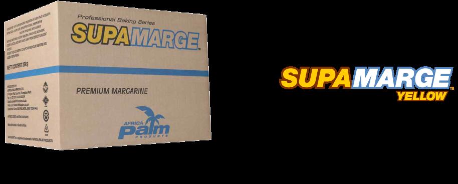 Supamarge yellow margarine