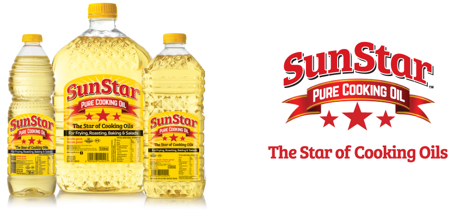sunstar oils products